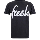 Cotton Soul Men's Fresh Mono T-Shirt - Charcoal - M