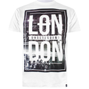 Cotton Soul Men's London Underground T-Shirt - White - L