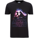Star Wars Men's Galaxy Force T-Shirt - Black