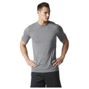 adidas Men's Basic Performance Training T-Shirt Black M