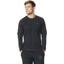 adidas Men's Workout Training Sweatshirt Black S