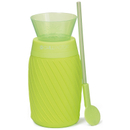 Image of Chill Factor Ice Twist Frozen Drinks Maker - Green