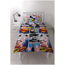 Batman v Superman Clash Rotary Duvet Set - Double