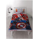 Captain America: Civil War Rotary Duvet Set - Double