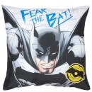 Image of Batman v Superman Clash Reversible Square Cushion - 40 x 40cm