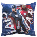 Image of Captain America: Civil War Reversible Square Cushion - 40 x 40cm
