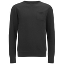 Dissident Men's Clere Pique Sweatshirt - Black - L