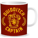 Harry Potter Quidditch Captain Mug