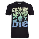 goonies-herren-never-say-die-t-shirt-schwarz-s-schwarz