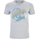 Bananaman Men's Eat A Banana T-Shirt - Grey