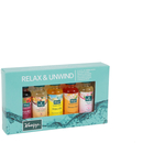 "Kneipp ""Relax & Unwind "" Bath Oils Collection - 5x.67 fl oz (Set of 5)"