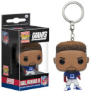 NFL Odell Beckham Jr. Pocket Pop! Vinyl Key Chain