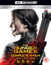 Image of The Hunger Games Complete Collection - 4K Ultra HD 11334687