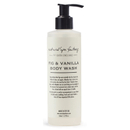 Natural Spa Factory Fig and Vanilla Body Wash