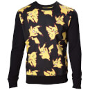 Pokémon Pikachu All Over Jumper – L