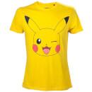 Pokémon Pikachu Winking T-Shirt – XL