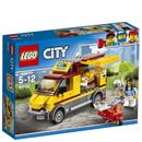 LEGO City: Pizza bestelwagen (60150)