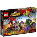 Hulk vs Red Hulk Lego (76078)
