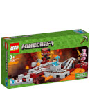 LEGO Minecraft: The Nether Railway (21130)