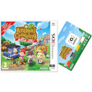 Animal Crossing: New Leaf – Welcome amiibo + amiibo Card