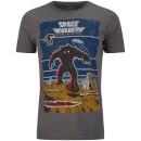 Atari Men's Space Invaders Arcade Graphics T-Shirt - Grey