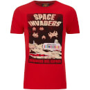 atari-herren-space-invaders-del-eatari-space-t-shirt-rot-s-rot