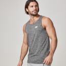 Myprotein Camiseta Sin Mangas Dry-Tech - L - Gris Gris L