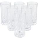 Image of RCR Crystal Melodia Hiball Tumbler Glasses (Set of 6)