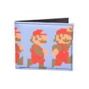 Mario 8-Bit – Bi-fold Wallet