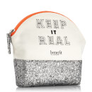 benefit Keep It Real Cosmetic Bag (Free Gift)