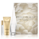 DKNY Cashmere White Holiday Eau de Parfum 100ml, Body Lotion and 10ml Rollerball Set - dkny - lookfantastic.com