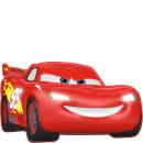 3D LED Wall Light - Disney Cars