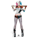 Suicide Squad Harley Quinn Comic Art Work Cutout