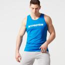 Myprotein Camiseta de Tirantes con Logo - XL - Azul Azul XL