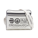 Crosshatch Oakbrook Shoulder Messenger Bag - Vaporous Gray