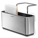 simplehuman-slim-brushed-steel-sink-caddy