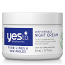 Yes To Blueberries Deep Wrinkle Night Cream
