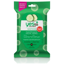 Yes To Cucumbers Hypoallergenic Facial Wipes (Pack of 10)