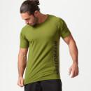 Camiseta Técnica Bold - XXL - Caqui Caqui XXL