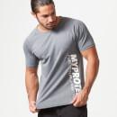 MyProtein ES Camiseta Técnica Bold - XXL - Gris medio