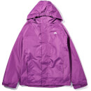 Trespass Girls' Skydive Waterproof 3-in-1 Jacket - Damson - 11-12 Years