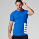 Camiseta Técnica con Logotipo Bold - XXL - Azul Azul XXL