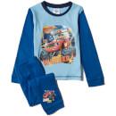 Blaze Boys' Graphic Print Pyjamas - Blue - 18-24 Months