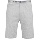 Tommy Hilfiger Mens Icon Cotton Shorts  Grey Heather  M