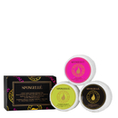 Spongellé Body Wash Infused Spongetté Trio Gift Set