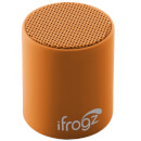 iFrogz Code Pop Bluetooth Speaker - Orange Cream