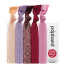 Popband London Hair Ties - Winter Berry