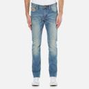 Superdry Mens Corporal Slim Jeans  Clear Blue Antique  W34L30