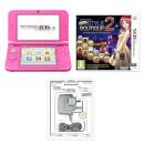 Nintendo 3DS XL Pink + Nintendo Presents: New Style Boutique 2 – Fashion Forward