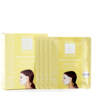 Dermovia LACE YOUR FACE Compression Facial Treatment Mask - Brightening Bearberry (4 Pack)